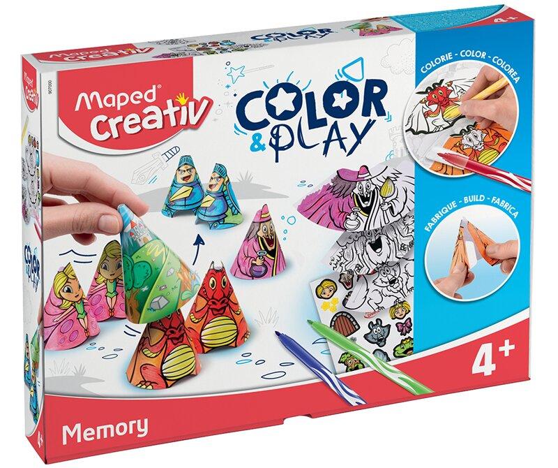 Sada pro vytvoření vlastní paměťové hry