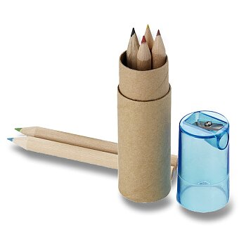 Obrázek produktu Sada 6 ks pastelek v papírovém tubusu