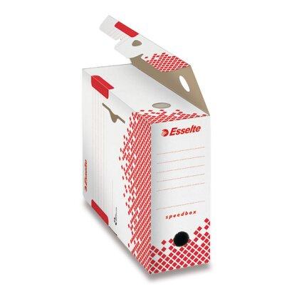 Obrázok produktu Esselte Speedbox - archivačná krabica - 100 x 250 x 350 mm
