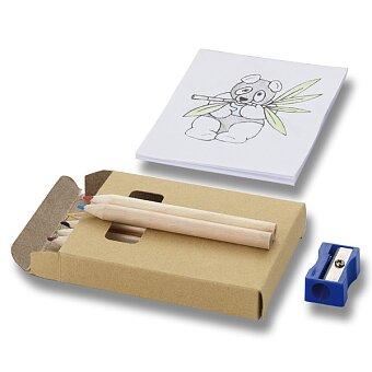 Obrázek produktu Sada 6 ks pastelek v papírové krabičce