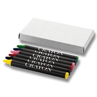 Obrázek produktu Sada 6 ks voskovek v papírové krabičce