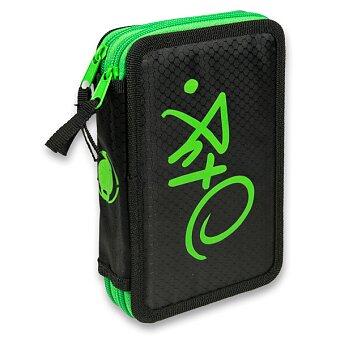 Obrázek produktu Penál Karton P+P OXY Green - 2patrový, bez náplně