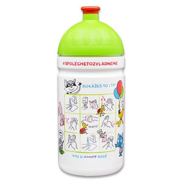 Zdravá lahev 0,5 l Mýval, limitovaná edice