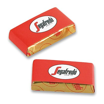 Product image Segafredo - dark chocolate, 100 pcs