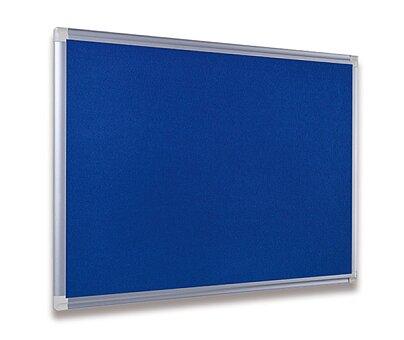 Obrázek produktu Textilní tabule New Generation Maya Bi-Office - modrá, výběr rozměrů