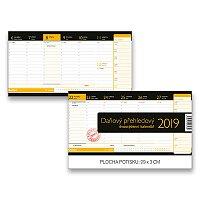 Stolní kalendář Daňový přehledový kalendář
