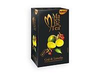 Ovocný čaj s jemnou medovou vůní citrusů