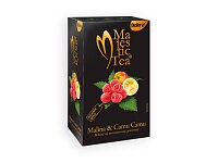 Ovocný čaj s chutí šťavnatých malin