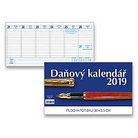 Stolní kalendář Daňový kalendář