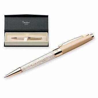 Obrázek produktu ZIRCON - kovové kuličkové pero v dárkové krabičce, modrá náplň, výběr barev