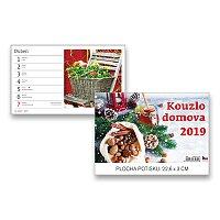 Stolní kalendář Kouzlo domova