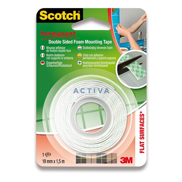 Scotch - both-side mounting tape  887f94ef71aed