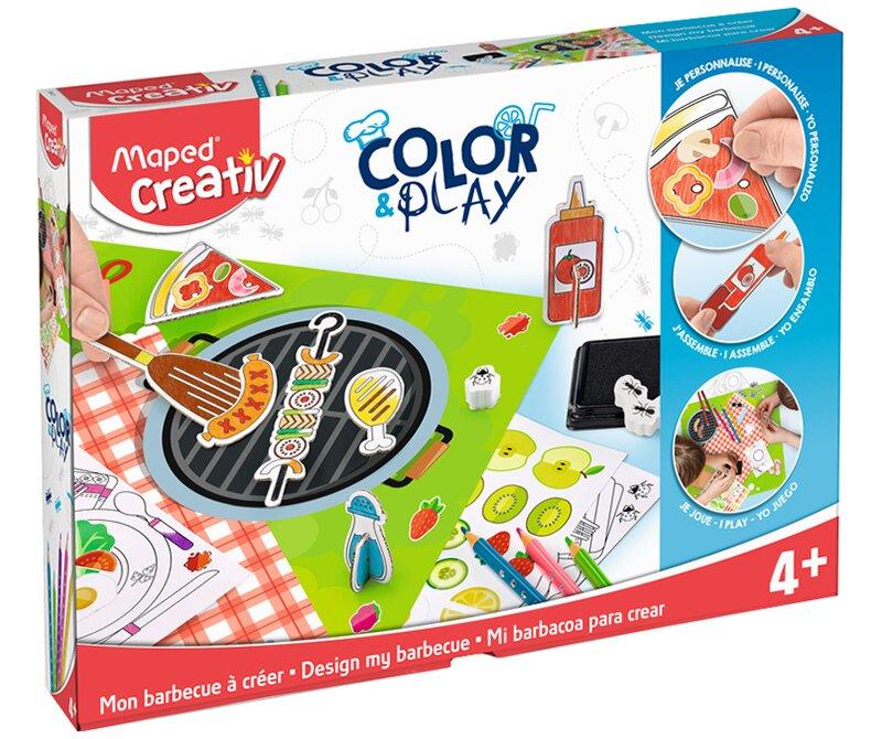 Kreativní sada pro vytvoření vlastního pikniku