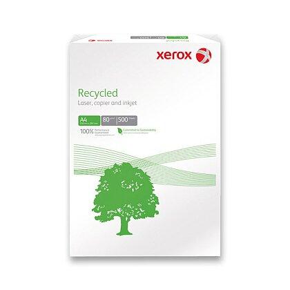 Obrázek produktu Xerox Recycled - recyklovaný papír - A4, 5×500 listů