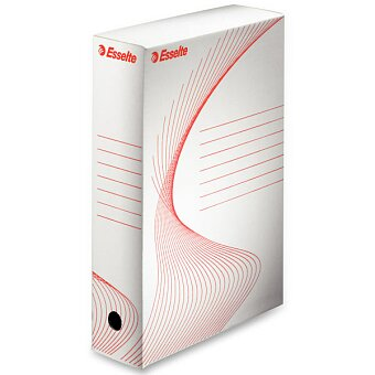Obrázek produktu Archivační krabice Esselte - hřbet 80 mm