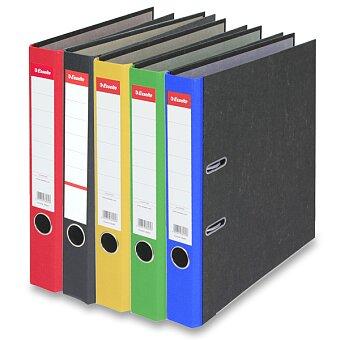 Obrázek produktu Pákový pořadač Esselte Mramor - A4, 50 mm, výběr barev