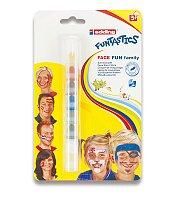 Obličejové barvy Face Fun Family