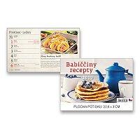 Stolní kalendář Babiččiny recepty