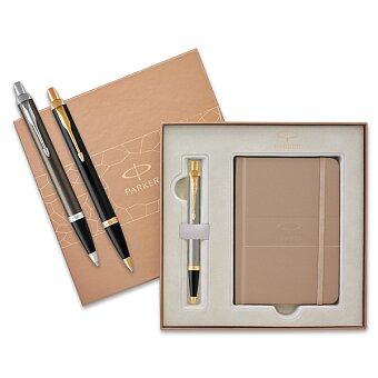Obrázek produktu Kuličková tužka Parker IM se zápisníkem - výběr druhů