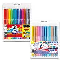 Sada popisovačů Centropen Colour World 7550