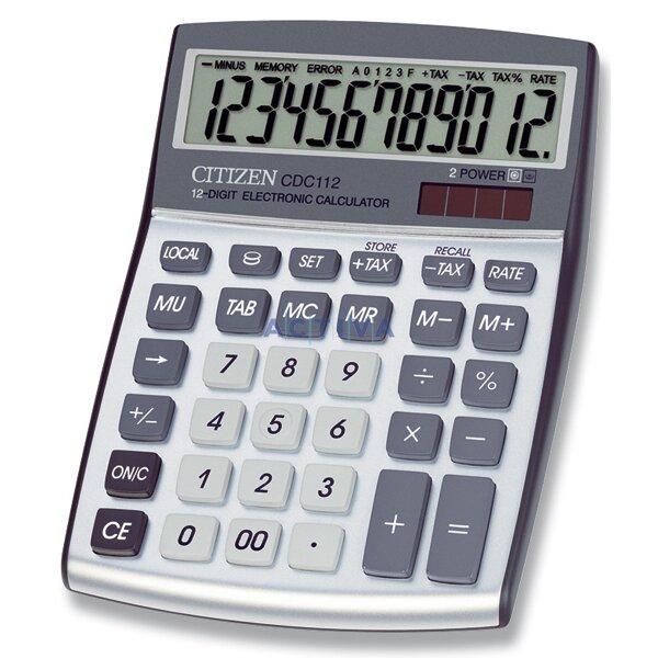 09fa2c32b813c Citizen CDC-112 - kancelárska kalkulačka | Activa
