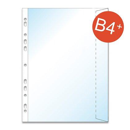 Obrázek produktu OA - prospektový obal s boční chlopní B4+