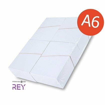 Obrázok produktu Rey Copy Paper - xerografický papier - A6, 80 g, 4 x 500 listov