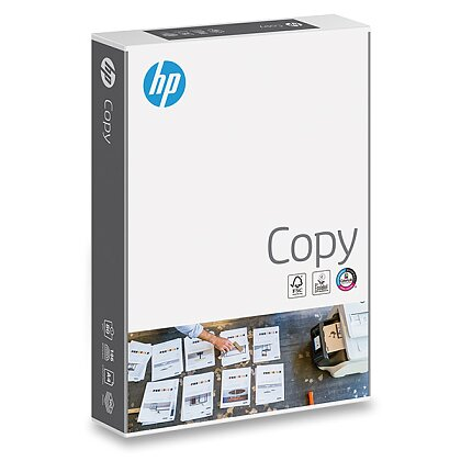 Product image HP Copy Paper - xerographic paper