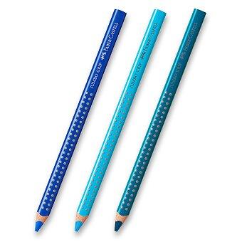 Obrázek produktu Pastelka Faber-Castell Jumbo Grip - modré odstíny - výběr barev
