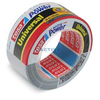 Obrázek produktu Tesa Extra Power - super pevná textilní páska - 50 mm × 25 m