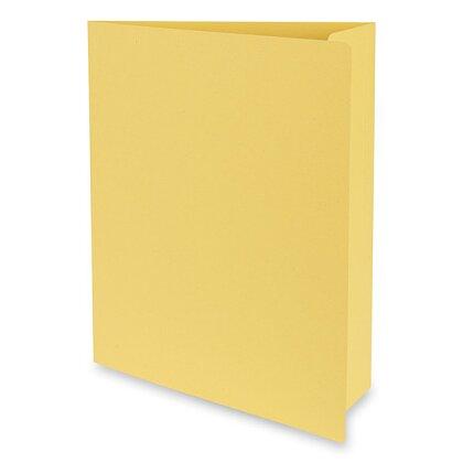 Obrázek produktu HIT Office - 1chlopňové desky - žluté