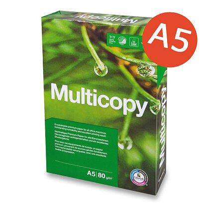 Obrázek produktu MultiCopy Original - xerografický papír - A5, 80 g, 500 listů