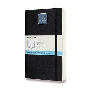 Zápisník Moleskine Expanded - měkké desky