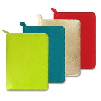 Obrázek produktu Obal na tablet Filofax Saffiano zip malý a stojánek eniTAB360 - výběr barev