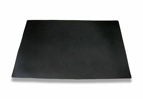 Obrázek produktu Stolní podložka PP Karton - 400 x 600 mm, černá