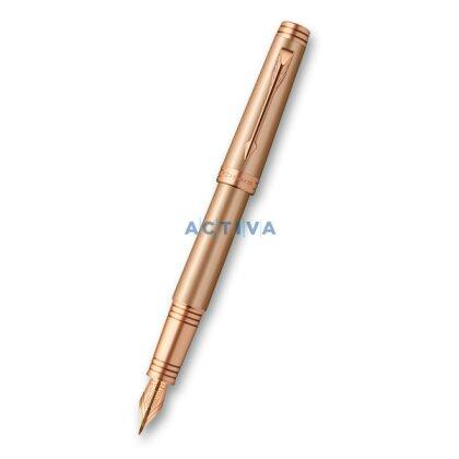Obrázek produktu Parker Premier Monochrome Pink Gold - plnicí pero