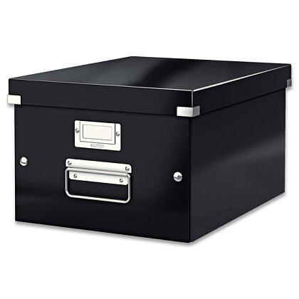 Obrázek produktu Leitz Click & Store - krabice A4 - černá