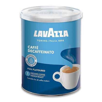Obrázek produktu Lavazza Decaffeinato - bezkofeinová mletá káva - 250 g