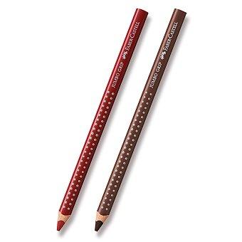 Obrázek produktu Pastelka Faber-Castell Jumbo Grip - hnědé odstíny - výběr barev