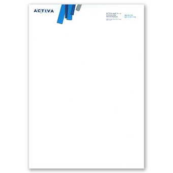 Obrázek produktu Hlavičkový papír, 500 listů