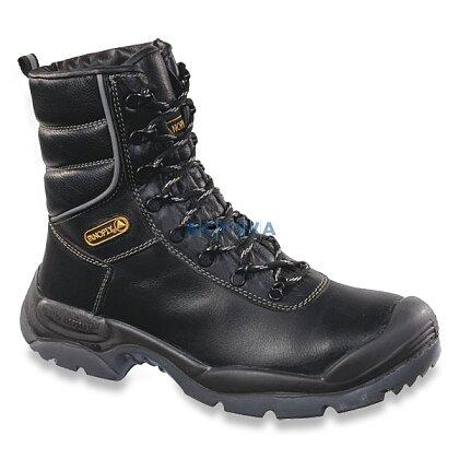 Obrázek produktu Pracovní obuv Caderousse - zimní, černá, vel. 45