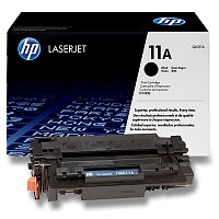 Toner HP Q6511A - black (černý) č. 11A pro laserové tiskárny