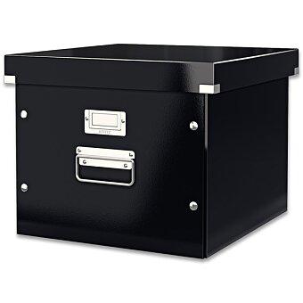 Obrázek produktu Krabice na závěsné desky Leitz - 356 x 282 x 370 mm, černá