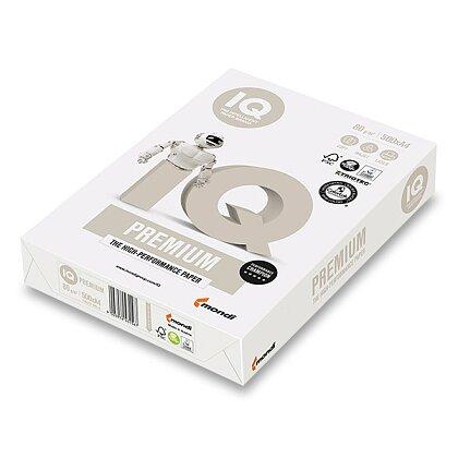 Obrázek produktu IQ Premium Triotec - xerografický papír - A4, 80 g, 5×500 listů