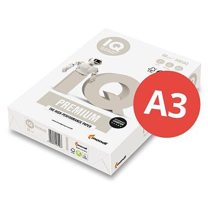 Obrázek produktu IQ Premium Triotec - xerografický papír - A3, 80 g, 500 listů