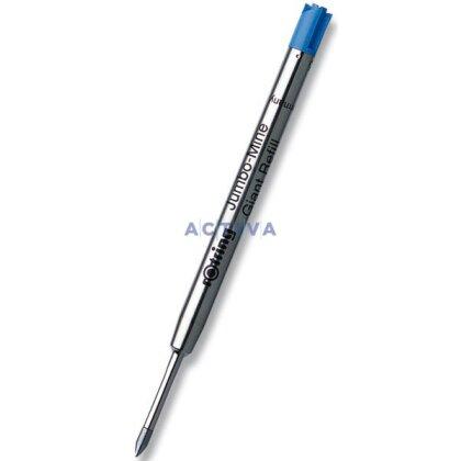 Obrázek produktu Rotring - náplň do kuličkové tužky - modrá