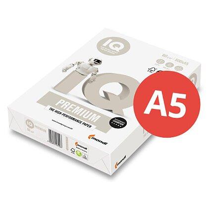 Obrázek produktu IQ Premium Triotec - xerografický papír - A5, 80 g, 500 listů