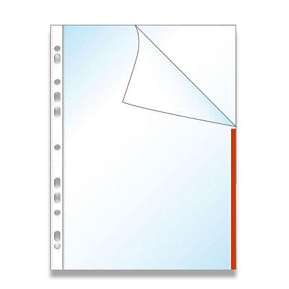 Obrázek produktu OA - zakládací obal - U/L, A4, červený