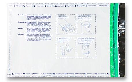 Obrázek produktu Bezpečnostní obálka - C3, 325 x 460 + 50 mm