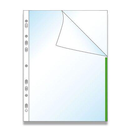 Obrázek produktu OA - zakládací obal - U/L, A4, zelený